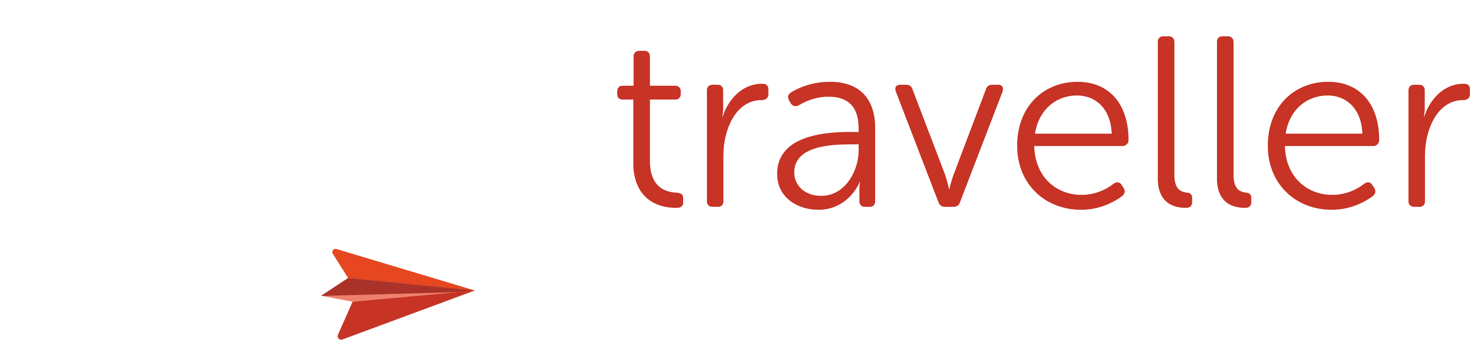 logo andtraveller there is always a traveller within you