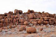Skeleton Coast Namibia and traveller